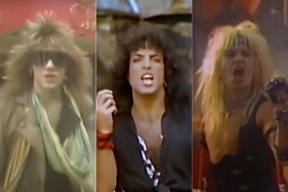 Bon Jovi, KISS + Motley Crue Video Director Martin Kahan Dies at 74