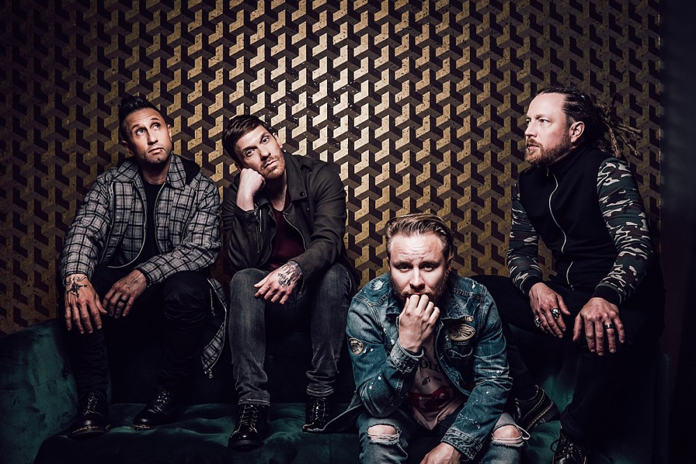 Shinedown's Cinematic 'Attention Attention' Film Heads to VOD