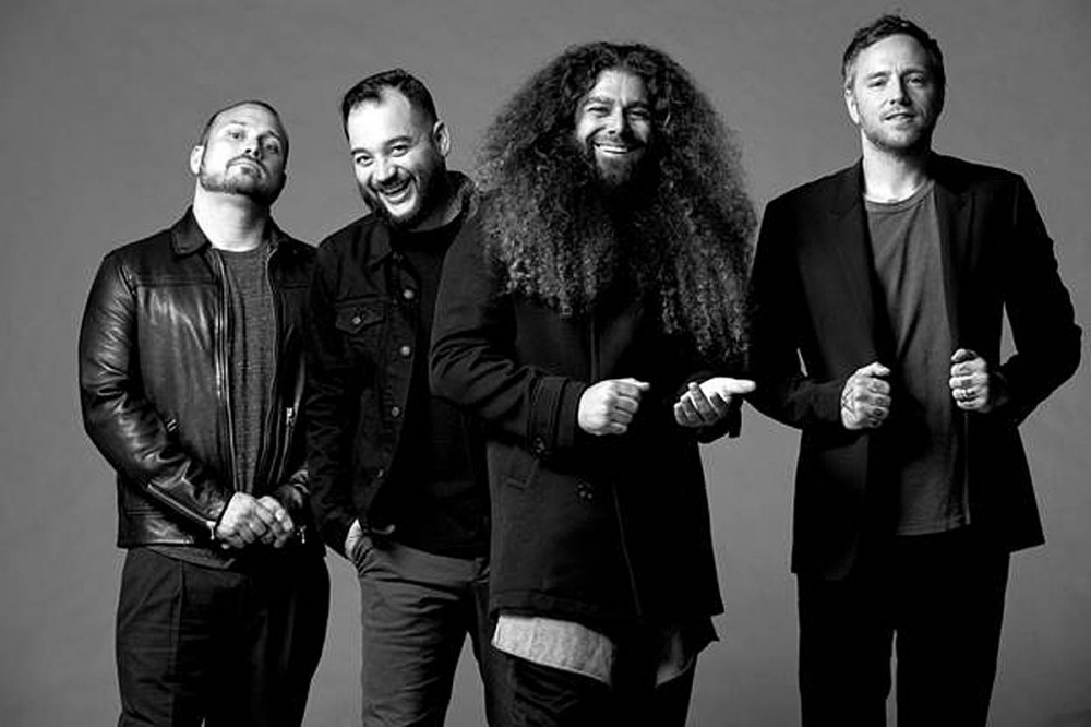 Coheed and Cambria Release New Song 'Shoulders'