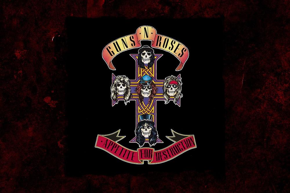 34 Years Ago: Guns N' Roses Release 'Appetite for Destruction'