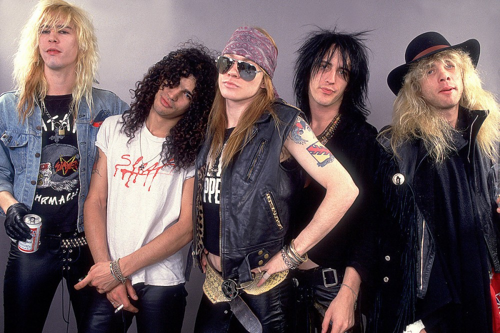 Guns N' Roses' Appetite for Destruction: 16 Facts You Probably Didn't Know