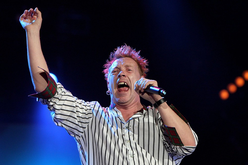 Johnny Rotten – Sex Pistols Band Member Agreement Is Like 'Slave Labor'