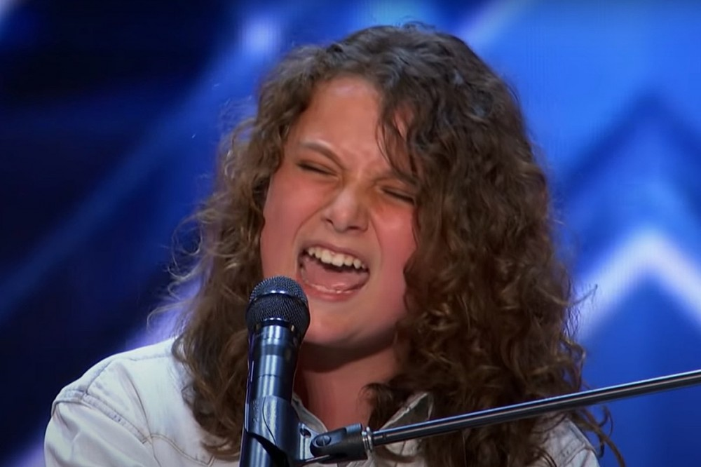 14-Year-Old Wows Judges With Queen Cover on 'America's Got Talent'