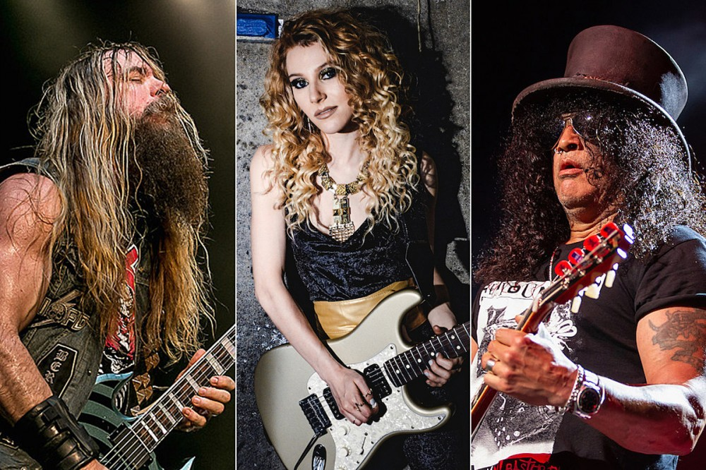 10 Most Iconic Rock + Metal Guitar Solos of All Time, by Ariel Bellvalaire
