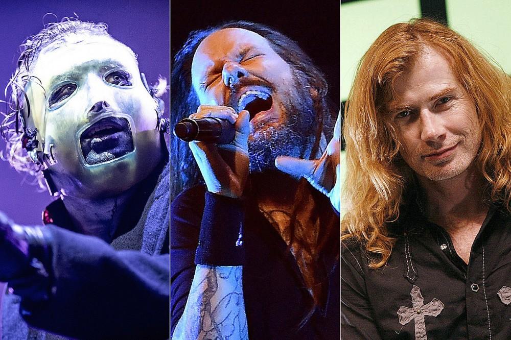Live Nation's $20 Ticket Sale – Slipknot, Korn, Judas Priest, Megadeth + A Lot More
