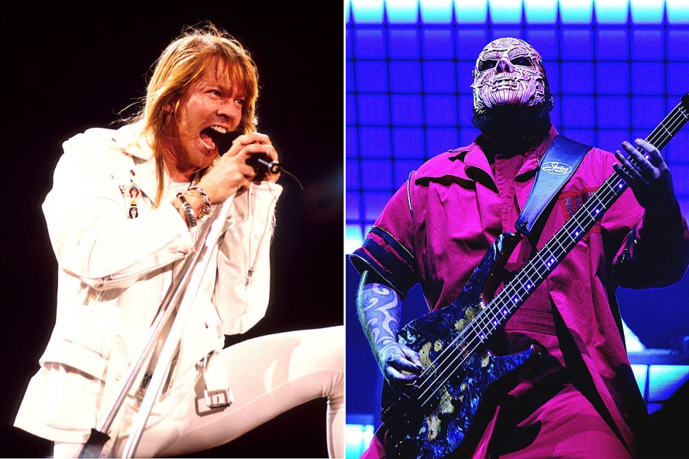 How Guns N' Roses' 'Use Your Illusion II' Got Slipknot's V-Man Into Metal
