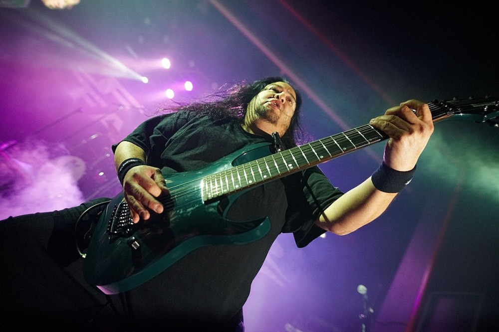 Dino Cazares on the Metal Labels That Rejected Fear Factory's Early Demo