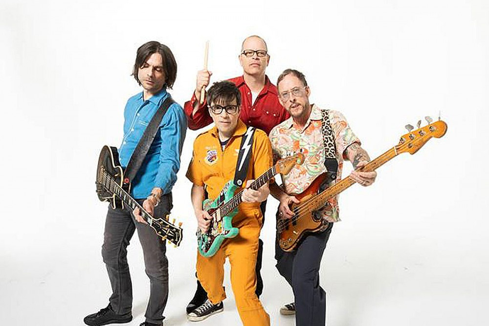 Weezer Planning Four 'Seasons' Albums for 2022