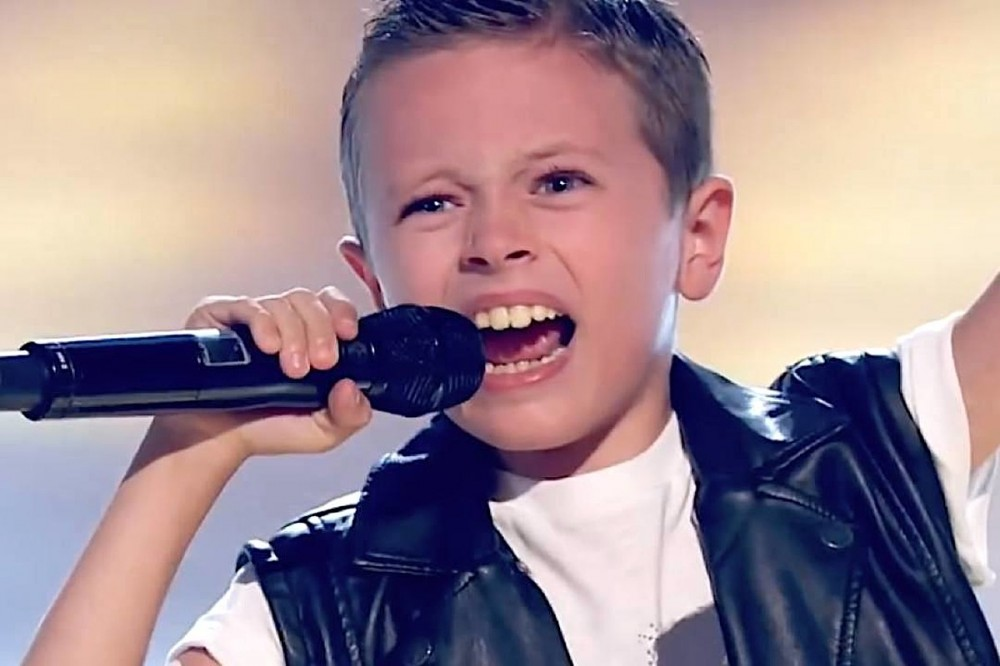 The 8-Year-Old Rocker Who Can Wail AC/DC Covers Is 'Back in Black'