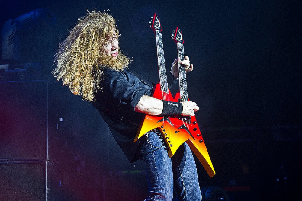 Dave Mustaine Confirms New Megadeth Album Name, Teases Title Track