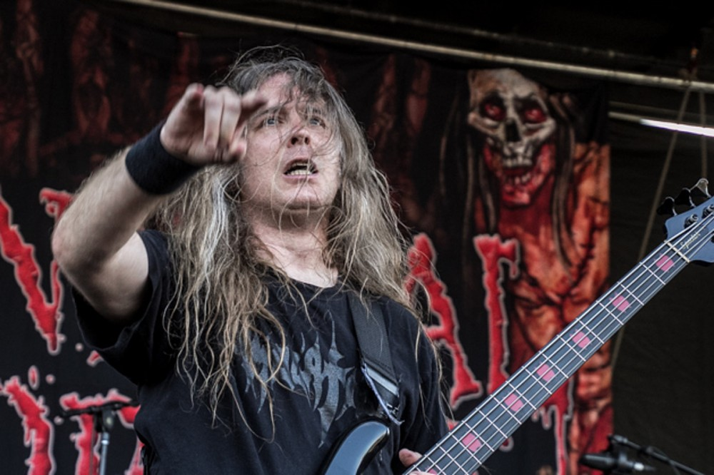 How Cannibal Corpse Bassist Alex Webster Plays Better After Overcoming Neurological Disorder