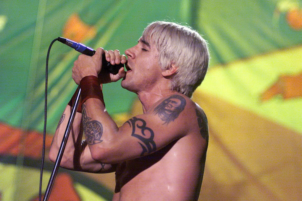 Red Hot Chili Peppers Were Not Trying to Instigate Woodstock '99 Riot With 'Fire' Cover