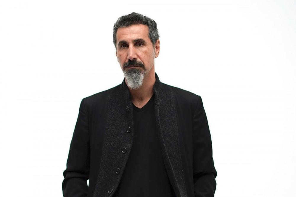 Serj Tankian Reveals New Classical Cuts 'Film Piano' + 'Entitled'