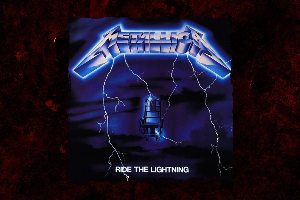37 Years Ago: Metallica Release 'Ride the Lightning'
