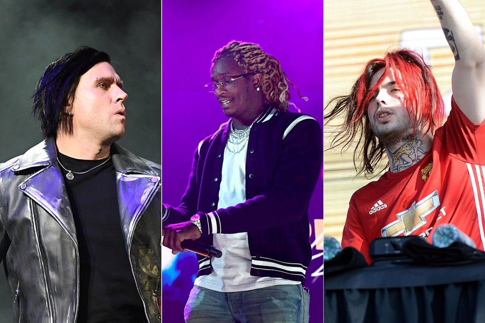 Three Days Grace Join Young Thug, Bighead + Yung Booke on Rap Song 'Emotions'