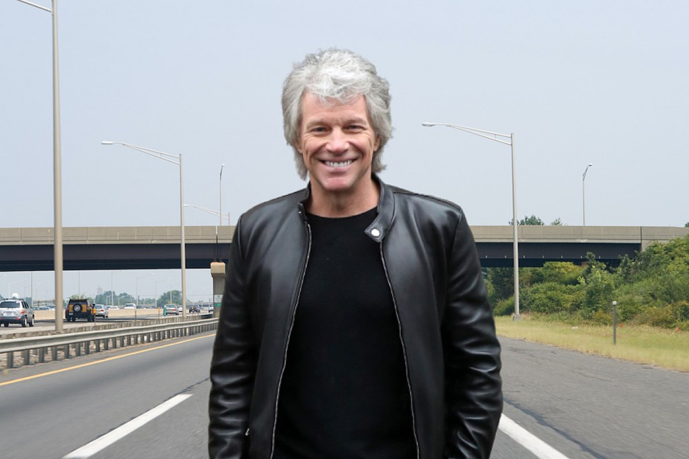 Jon Bon Jovi Is Getting His Own Rest Stop in New Jersey