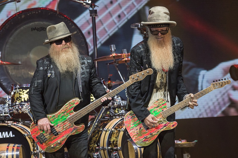 ZZ Top Cancel Upcoming Show Following Death of Dusty Hill