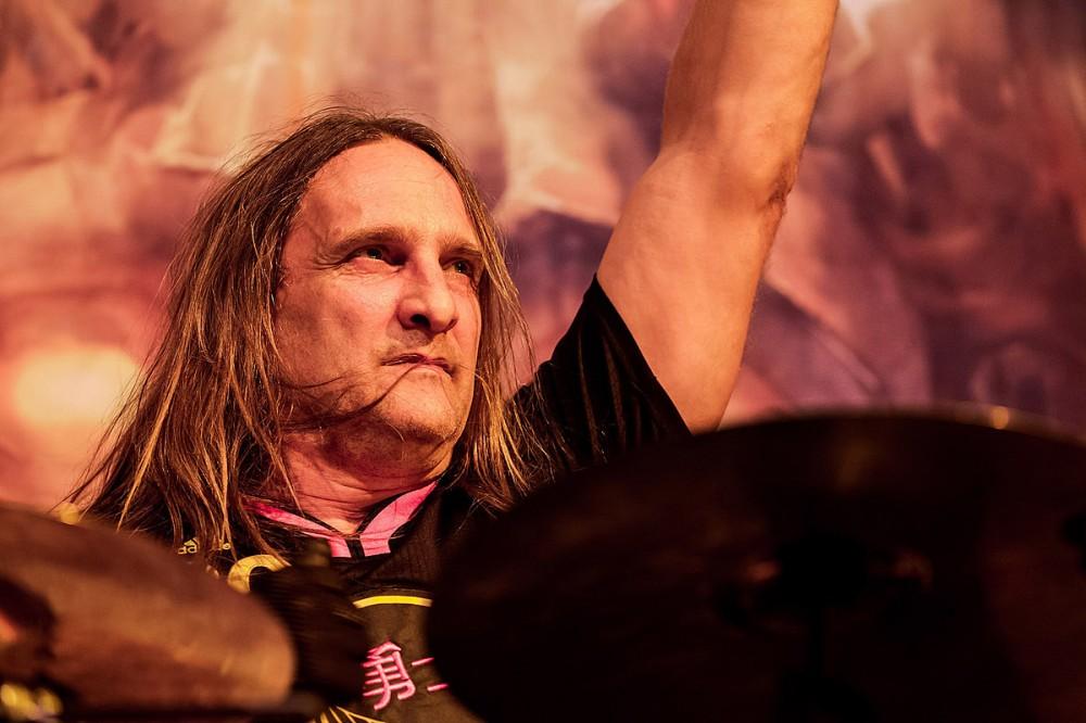 Exodus Drummer Clarifies 'Cancer-Free' Notion, Still Progressing