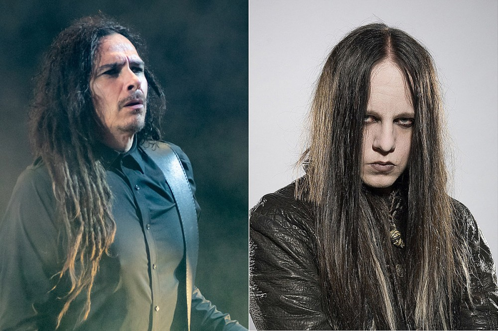 Korn's Munky Mourns Death of Joey Jordison – He Was a Warrior