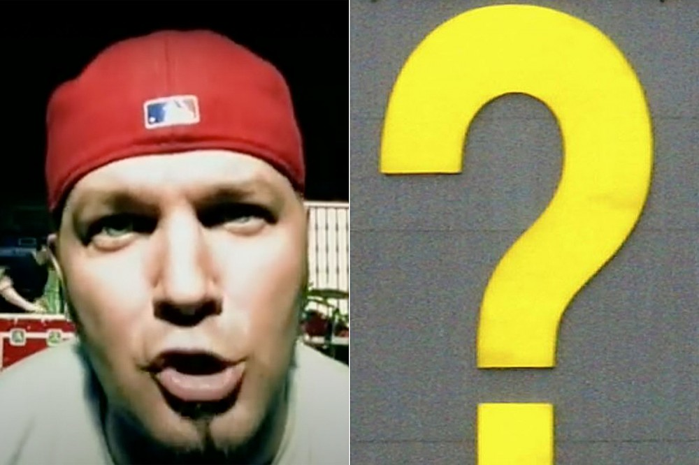 Fred Durst's New Look Has the Internet Buzzing