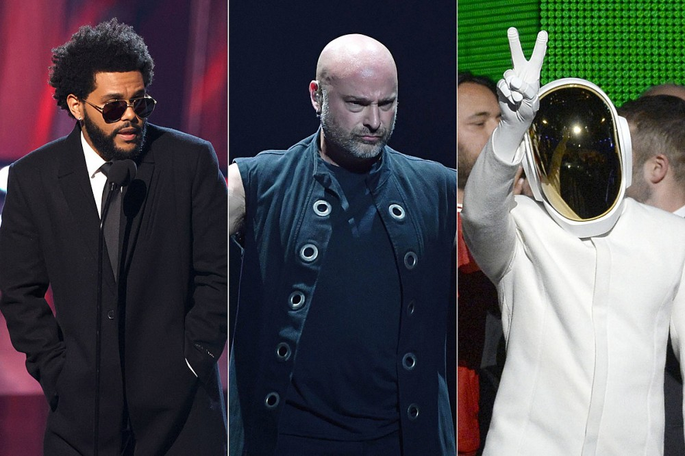 Disturbed's 'Stricken' Rides Disco Groove in Mashup With The Weeknd + Daft Punk
