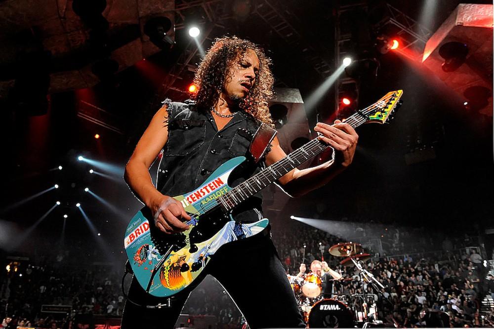 Kirk Hammett Hopes Next Metallica Album Will 'Bring People Together'