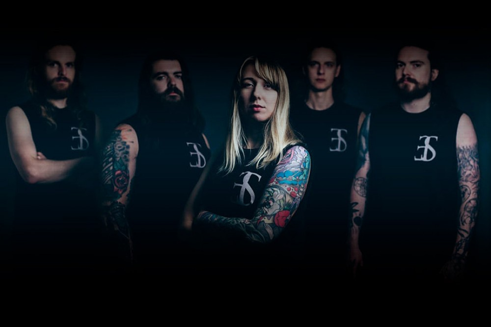 Employed to Serve Release the Savage Metal Anthem 'Mark of the Grave'