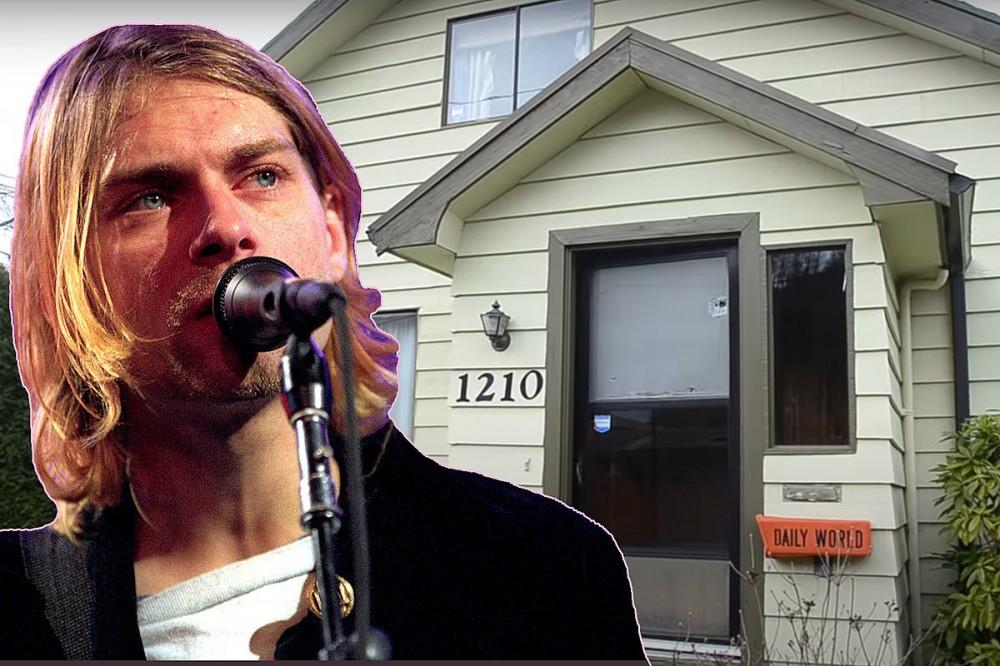 Kurt Cobain's Childhood Home Declared Cultural Landmark, Tourist Exhibit Planned