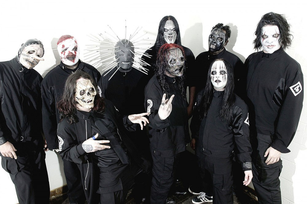 Slipknot Release Statement on Death of Joey Jordison, Share Tribute Video