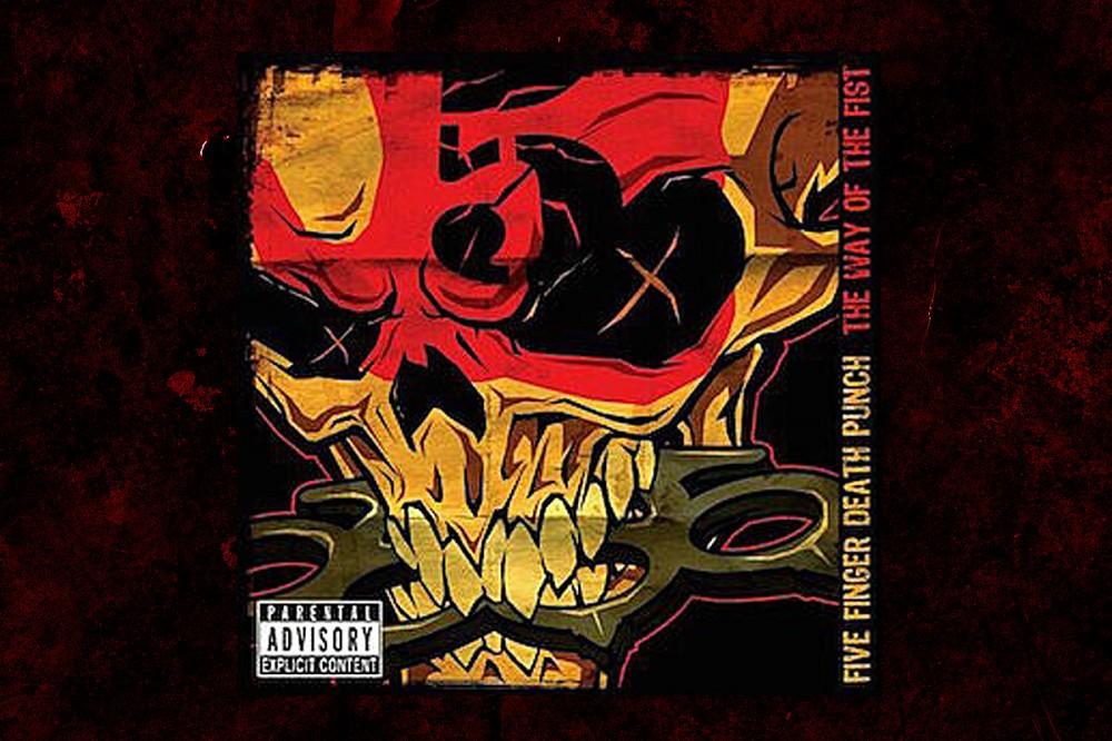 14 Years Ago: Five Finger Death Punch Release Their Debut Album 'The Way of the Fist'