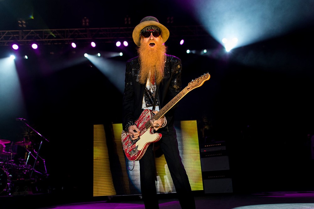 ZZ Top Return to the Stage After Dusty Hill's Death