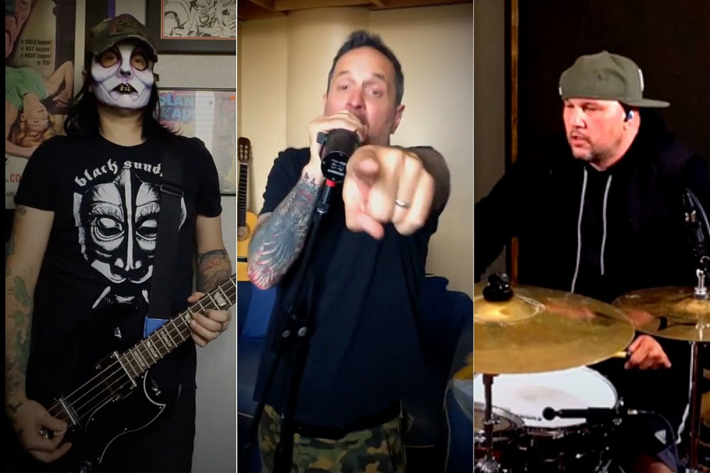Rob Zombie, Nonpoint, VOD Members Join Phil Demmel's 'The Boys of Summer' Cover