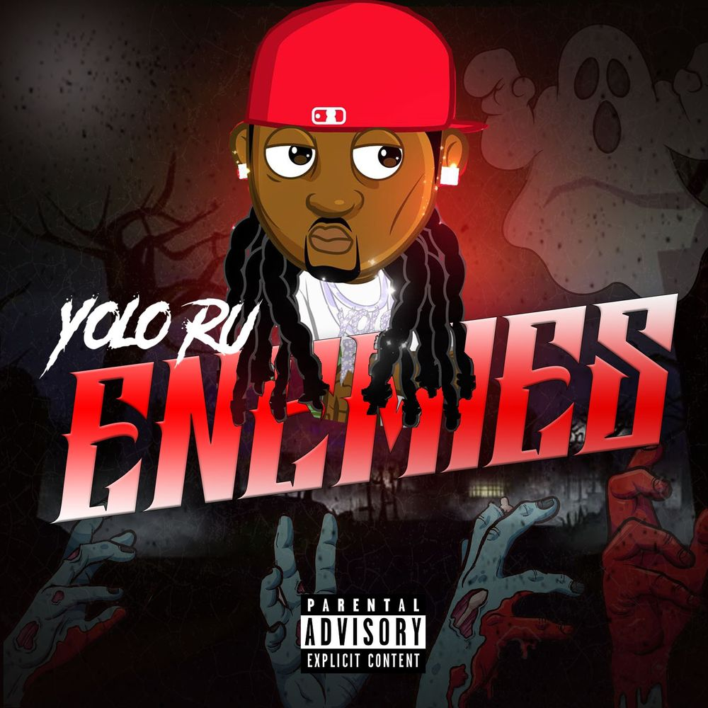"""Yolo Ru Depicts His Reality The Way It Is – """"Enemies"""" (Official Visuals)"""