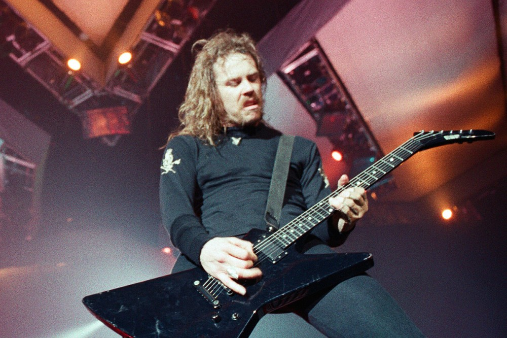 Metallica's 'Nothing Else Matters' Reaches One Billion YouTube Views