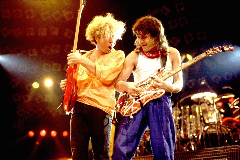 Sammy Hagar – Eddie Van Halen Wanted to 'Make Some Noise' Again