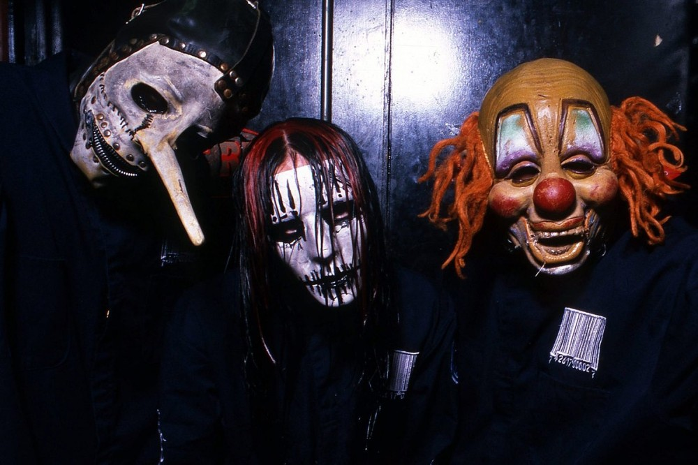 Music Exec Who Signed Slipknot Recalls First Hearing 'Spit It Out'
