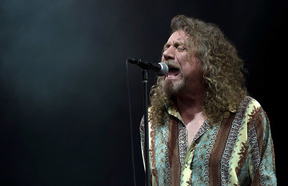 Robert Plant Names His 'Most Difficult' Song to Sing