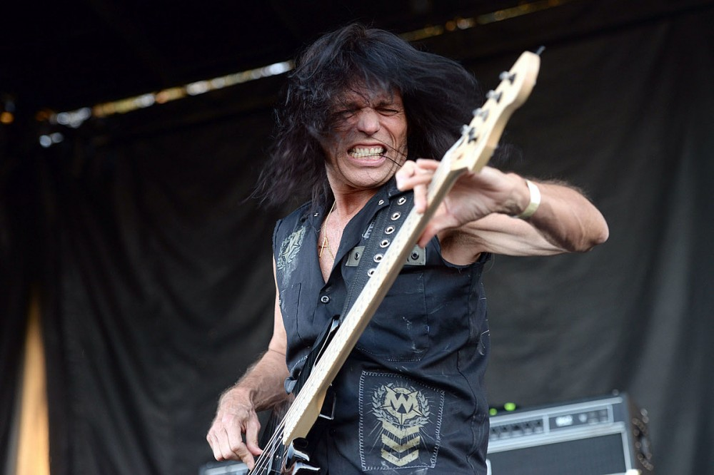 Rudy Sarzo Returns to Quiet Riot After 18 Years