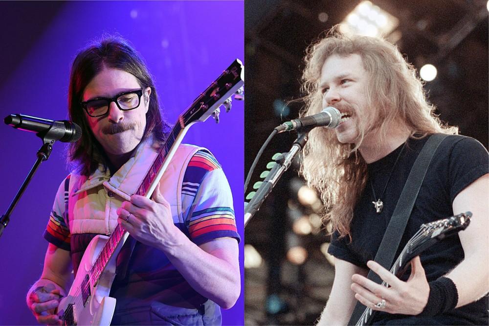 Weezer's 'Enter Sandman' Cover Surprisingly Faithful to Metallica Original