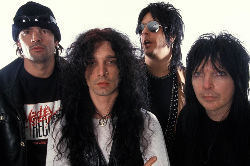 John Corabi Explains Why Motley Crue Changed Their Sound in the 1990s
