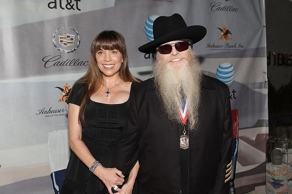 Widow of ZZ Top's Dusty Hill Shares Thanks for 'Outpouring of Love'