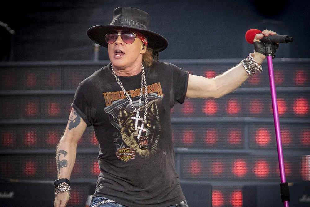 Guns N' Roses Debut New Song 'Absurd' at Boston Concert