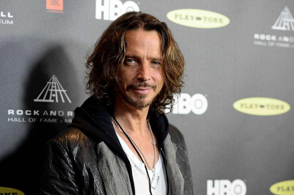 Chris Cornell's Final Photo Shoot Pics to Be Sold as NFTs
