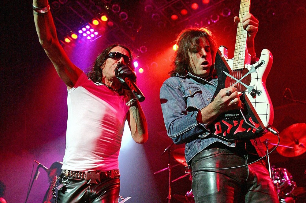 Ratt's Stephen Pearcy 'Indirectly' Reached Out to Warren DeMartini – 'Everybody's Talking About a Reunion'