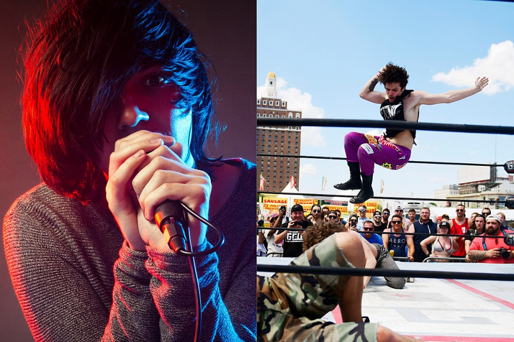 There's an Emo-Themed Wrestling Night Called 'Emo Fight'