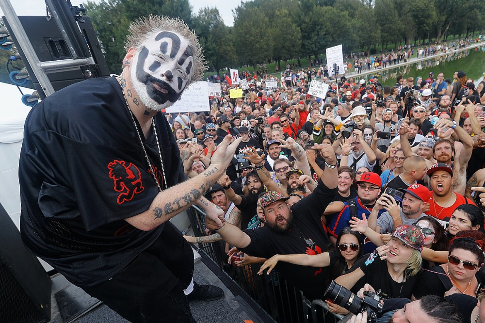Metal Bands + Jackass' Steve-O to Perform at 2021 Gathering of the Juggalos