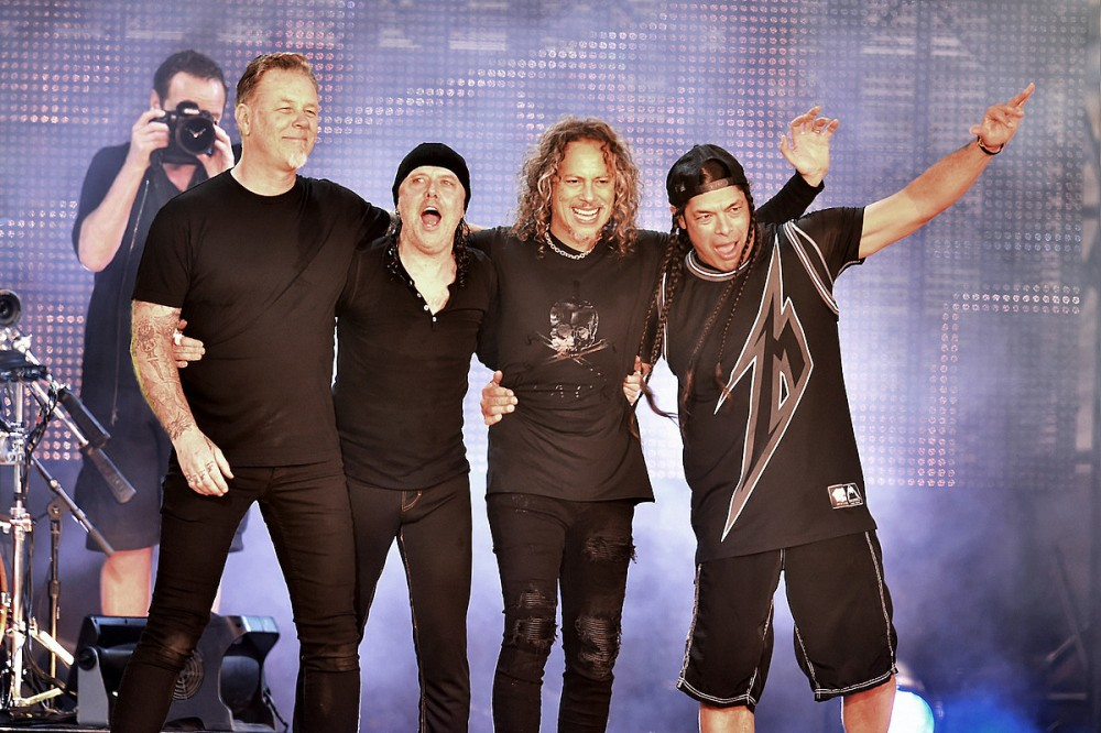 Metallica to Launch 'The Metallica Podcast' With 8 'Black Album' Episodes