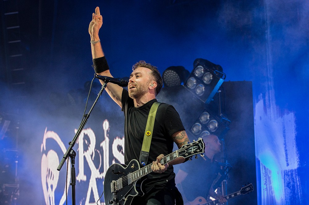 Two Rise Against Albums Certified Platinum by the RIAA