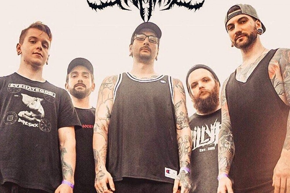 Signs of the Swarm Fire Guitarist Cory Smarsh Following Abuse Allegations