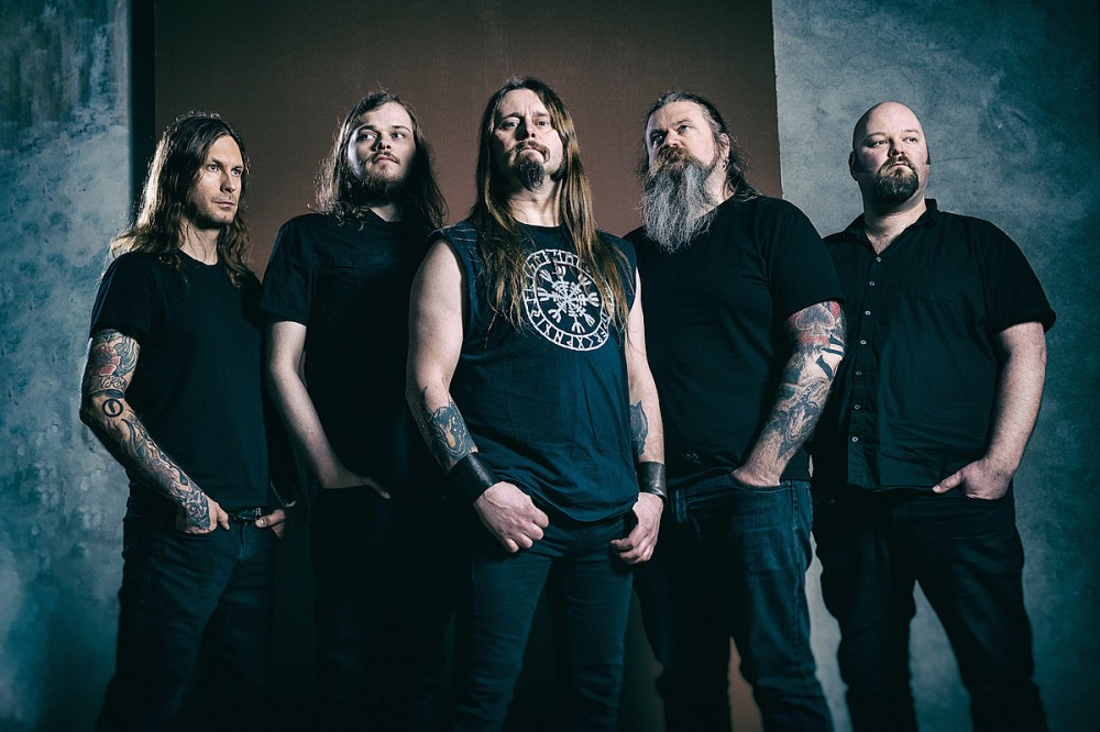 Enslaved Unveil Ultra Dynamic 'Caravans to the Outer Worlds' EP Title Track